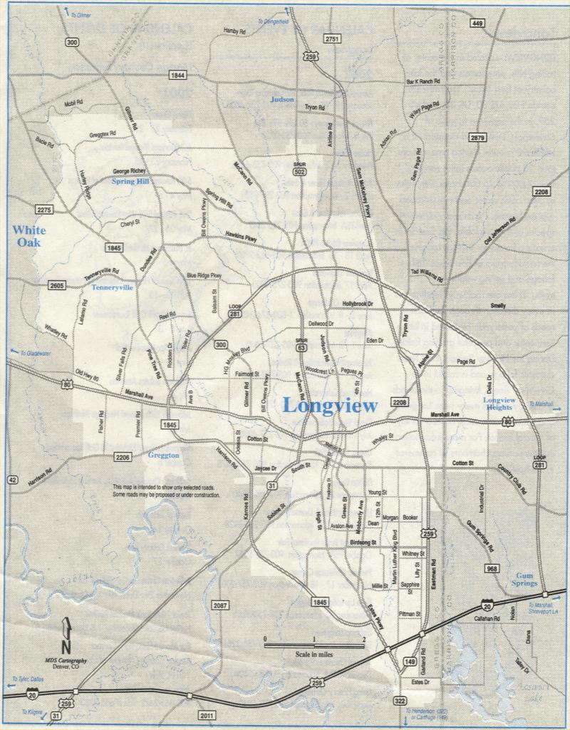 Map Of Texas Longview.Neighboring Counties
